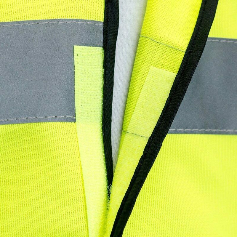 Mens High Visibility Vest  | Workwear | Net World Sports