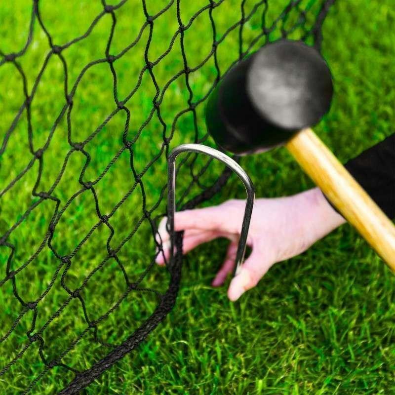 U-Peg Ground Anchor For Cricket Netting