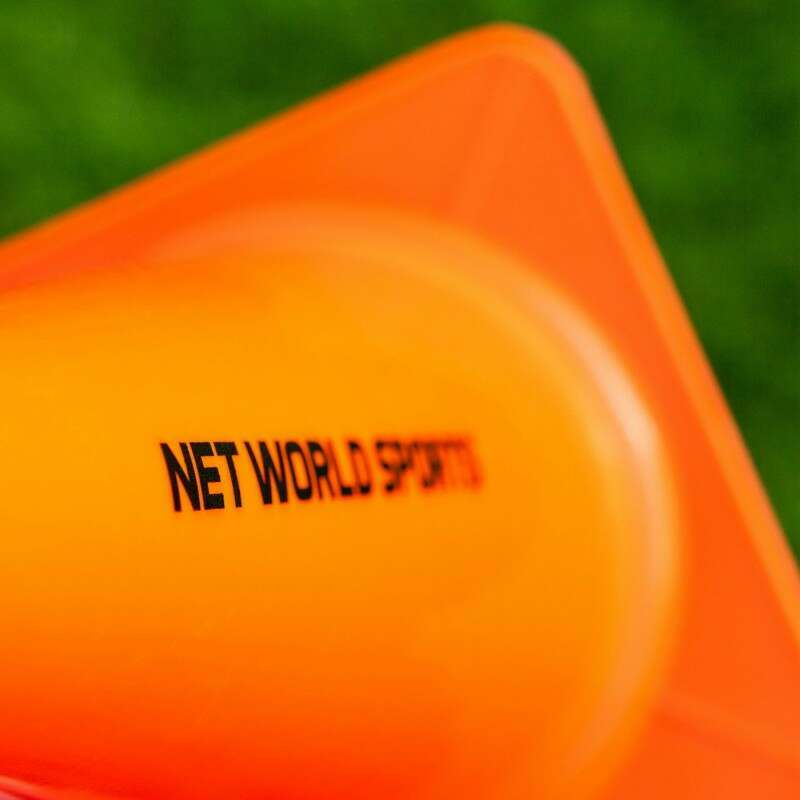 Orange Traffic Cone for Rugby Practice Drills
