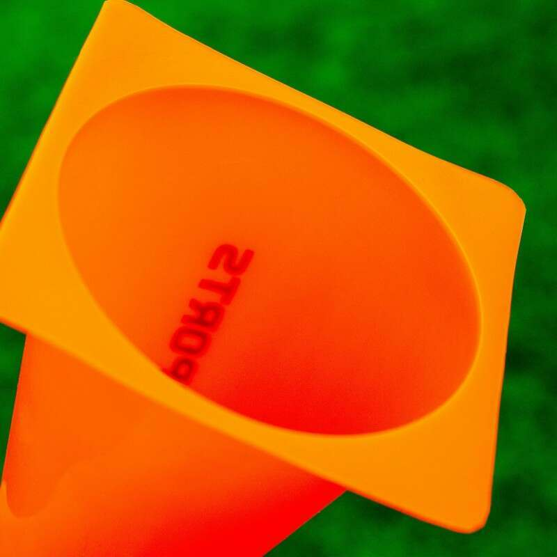 High Visibility FORZA Hockey Training Cones