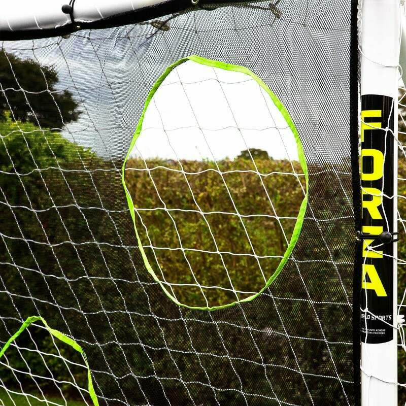 Weatherproof Mesh Football Targets | All-Weather Football Goal Target Sheet