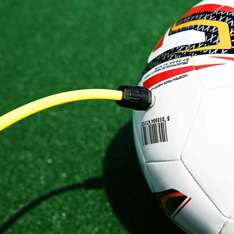 Ball Pump For All Balls, Ball Pump with Gauge