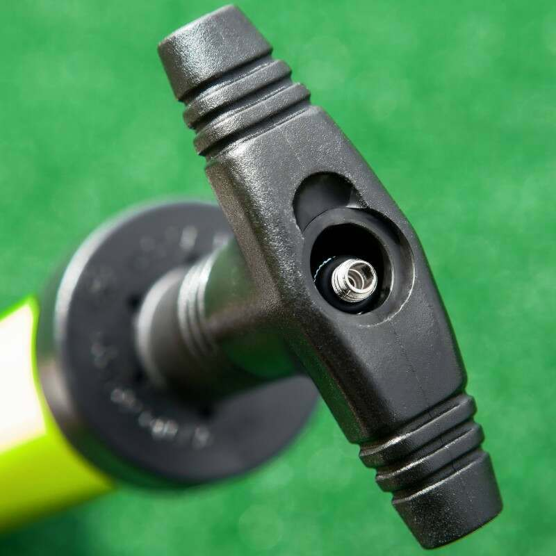 Ball Pump with Needle - Hidden Smart Compartment