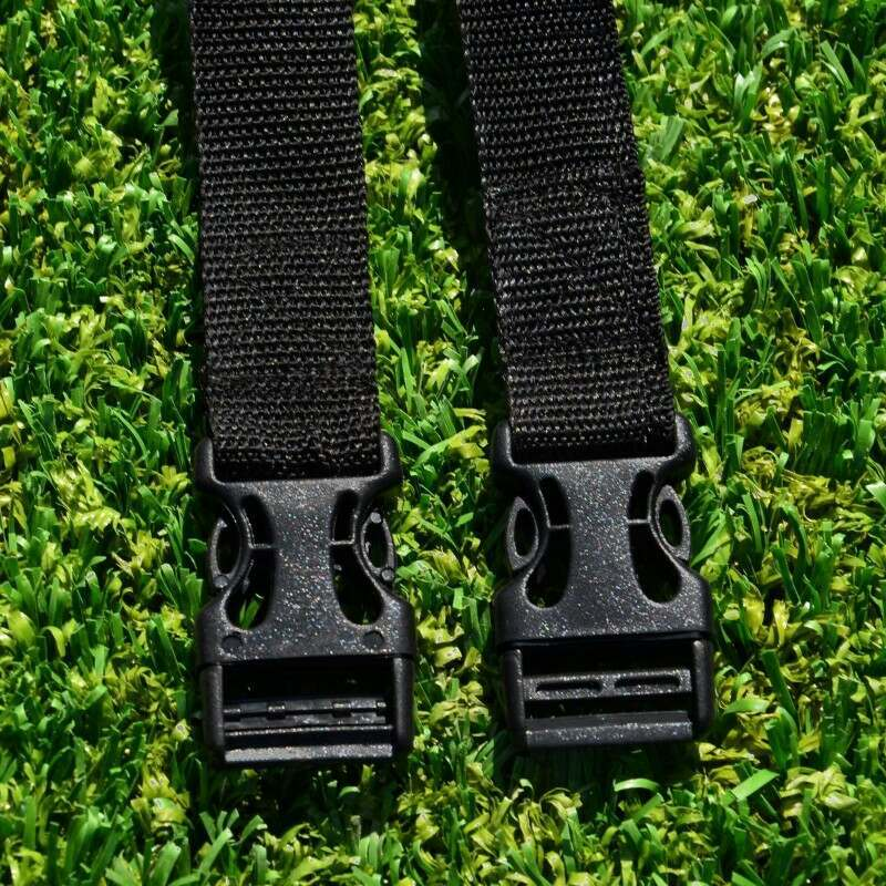 Rugby Black Belt for Training Equipment