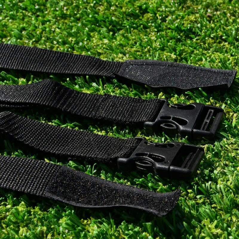 Black Rugby Training Belt