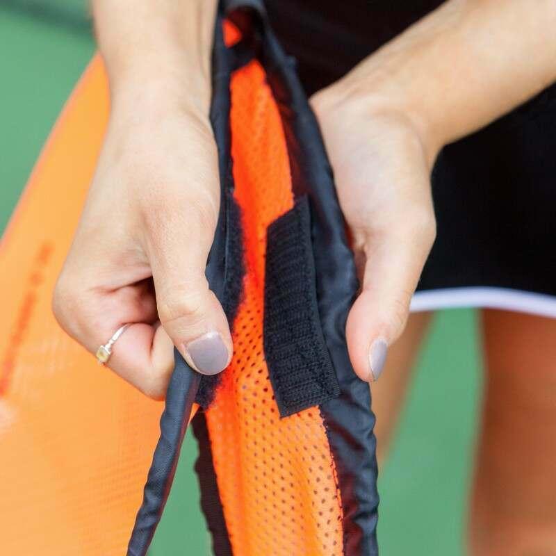 Velcro Stick Tennis Net Targets