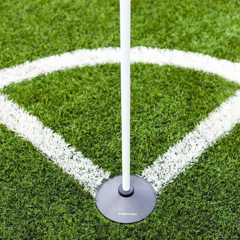 Corner Pole And Corner Flag | Net World Sports