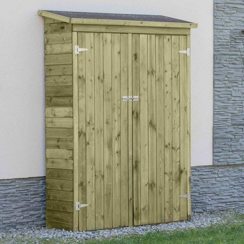 Harrier Wooden Garden Storage Cabinet | Net World Sports