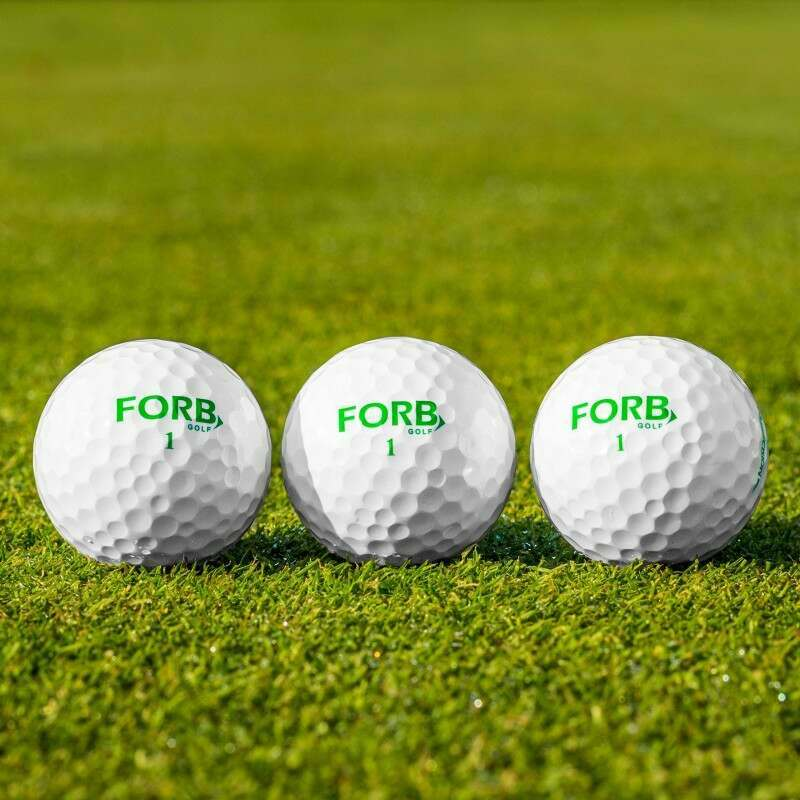 FORB F-3 Golf Balls | Net World Sports