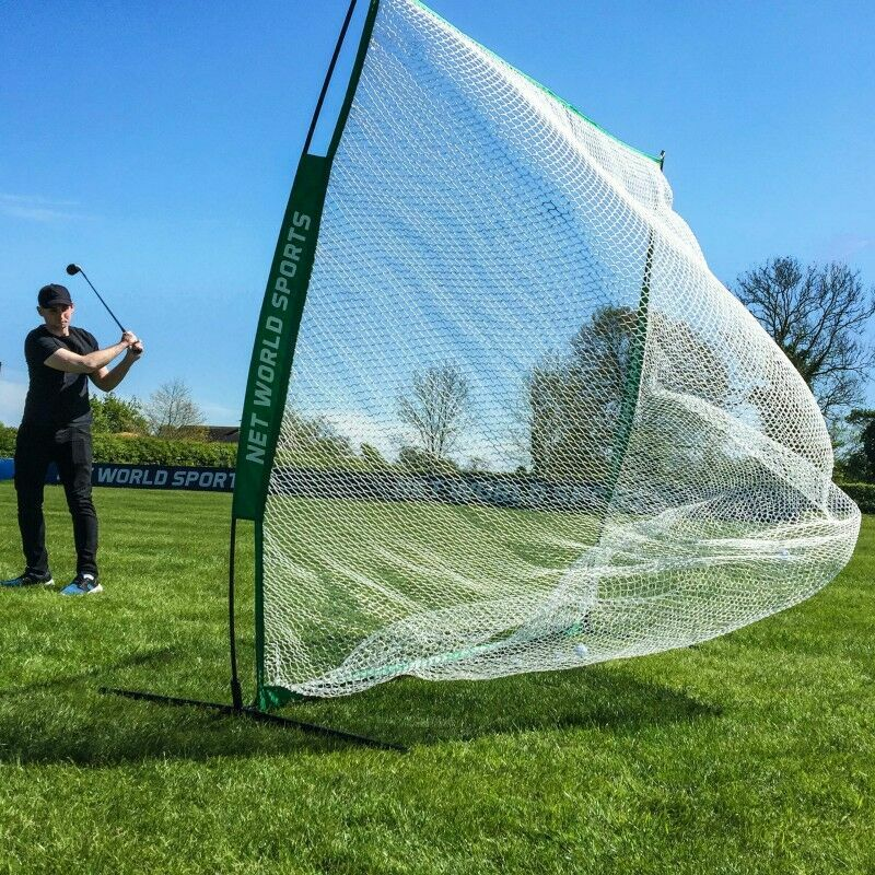 Garden Golf Practise Training Driving Net [7' x 7'] | NWS