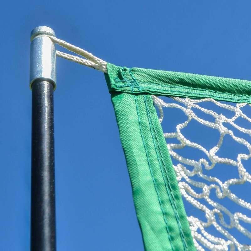 Portable Sport Practise Hitting Net [7' x 7']   NWS