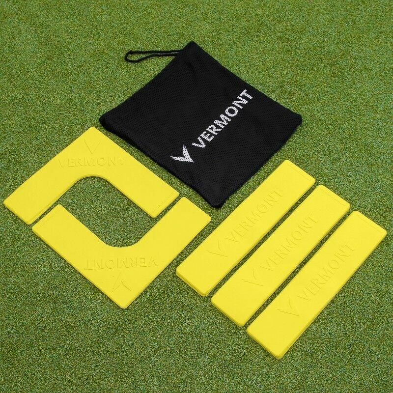 Anti Slip Badminton Court Line Markers | Net World Sports