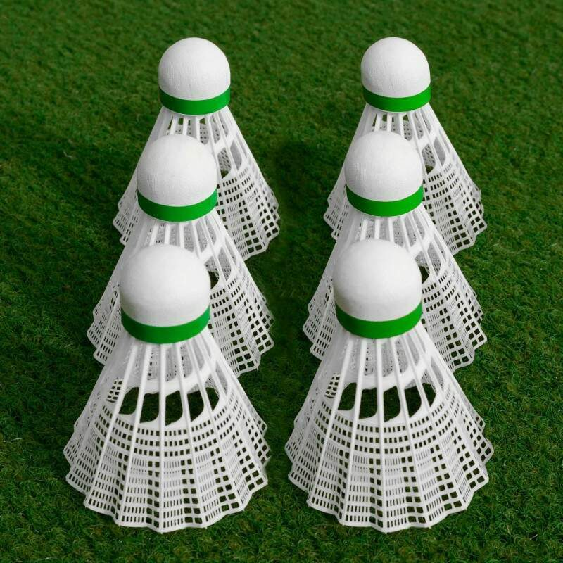 Slow, Medium And Fast Speed Badminton Shuttlecocks | Badminton Equipment | Badminton | Net World Sports