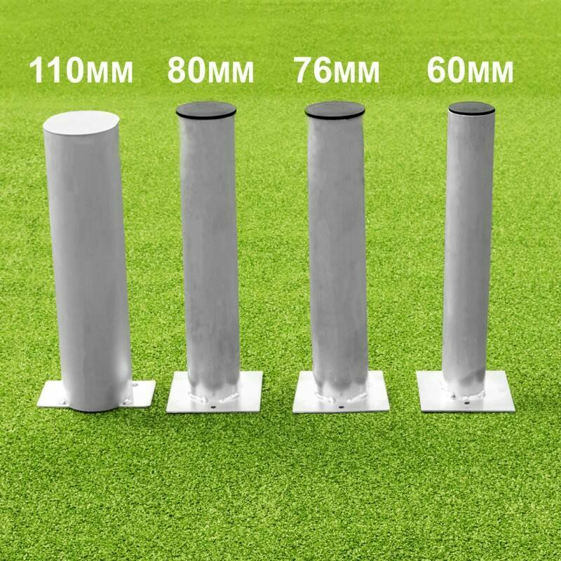 Ground Sockets For Football Goals | Net World Sports