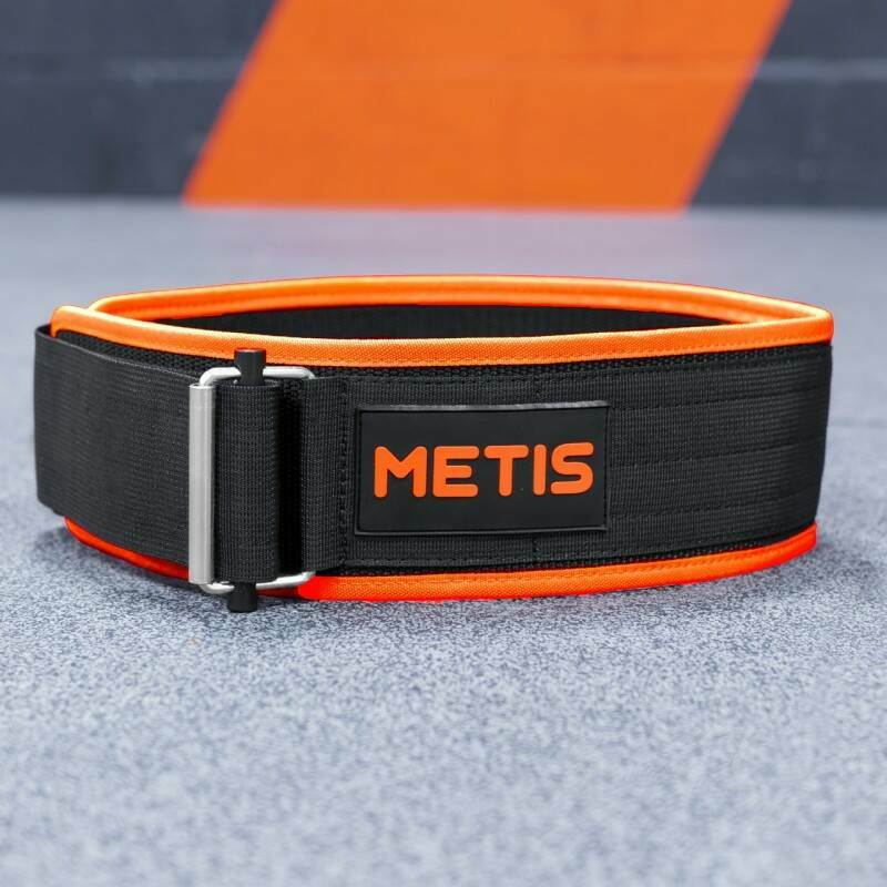 METIS Gym Weight Lifting Belt | Net World Sports