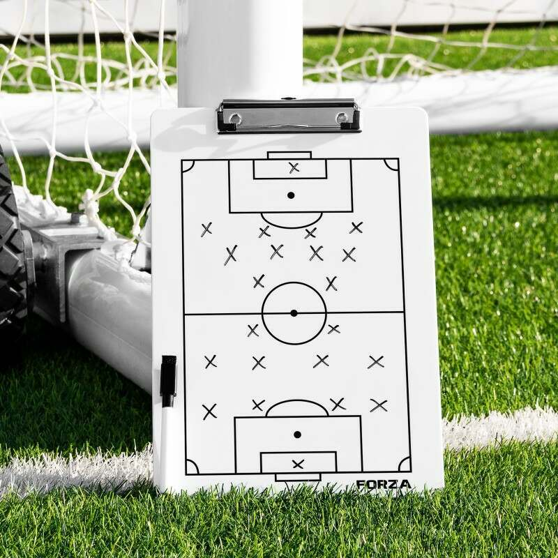 Handheld Soccer Coaching Clipboard