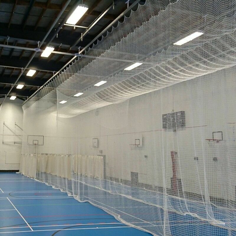 Indoor Cricket Nets For Schools, Clubs And Leisure Centres