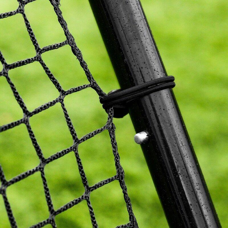 RapidFire Mega X Cricket Rebounder | Dual Angle Design | Net World Sports