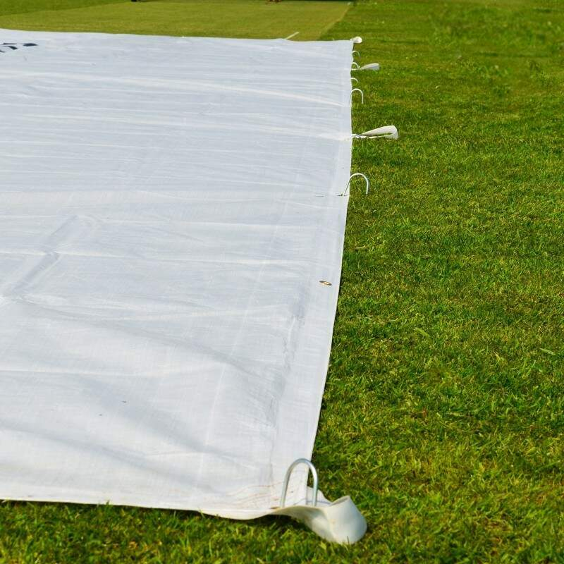 Heavy Duty PVC Covers For Cricket Wickets & The Outfield | Net World Sports