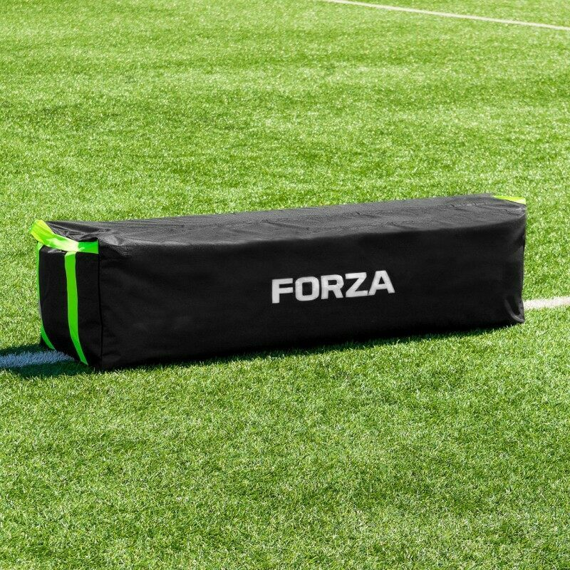 FORZA Football Goal Carry Bag   Soccer Goal Post Carry Bag   Net World Sports