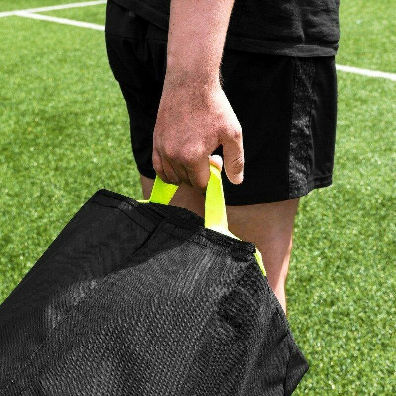 FORZA Football Goal Carry Bag | Soccer Goal Post Carry Bag | Net World Sports