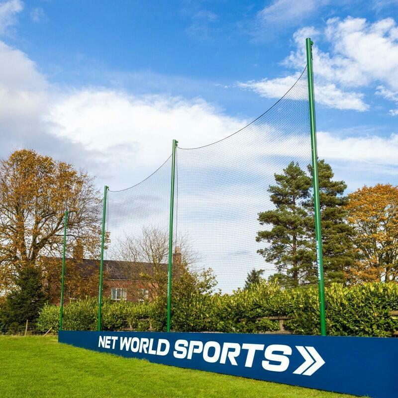 Premium Baseball Netting Custom Length | Net World Sports