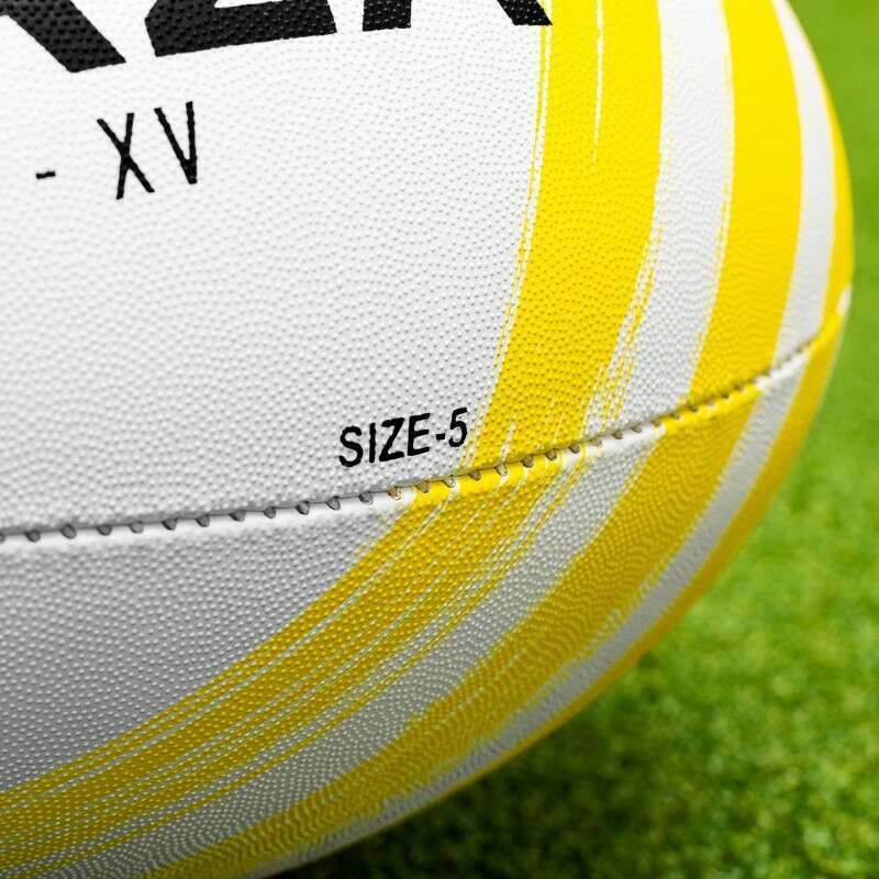 Hand Stitched Recreational Rugby Ball