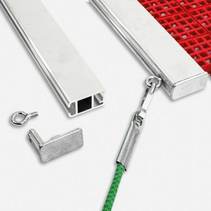 High-Quality Aluminium Drag Rail | Baseball Pitch Equipment | Net World Sports