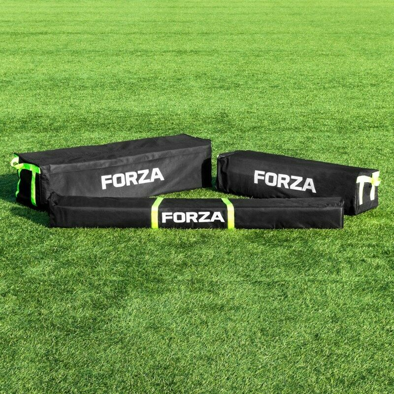 FORZA Football Goal Carry Bag | Soccer Goal Post Carry Bag | Net World Sports