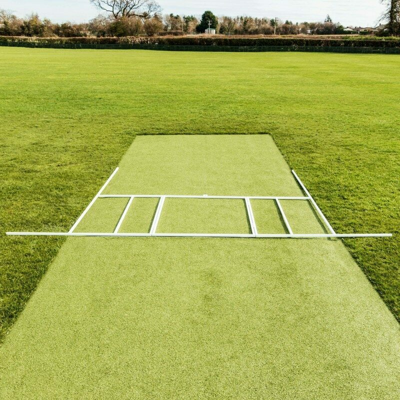 Steel Crease Line Marker For Cricket Wickets | Net World Sports