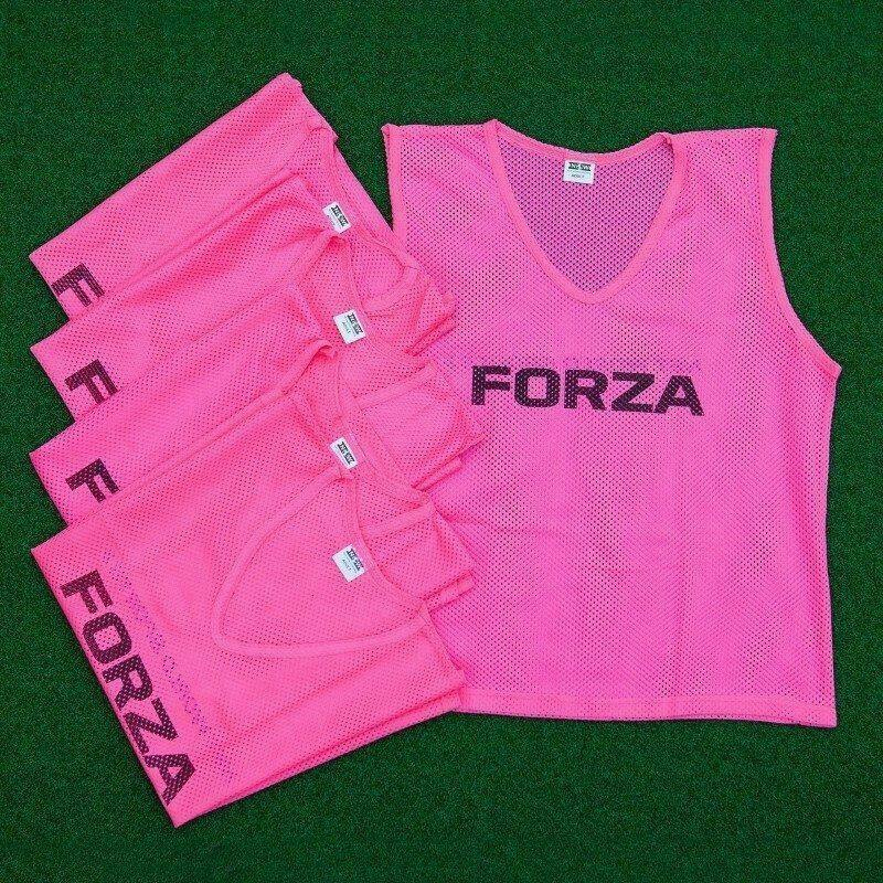 Pink Training Bibs For Soccer Training