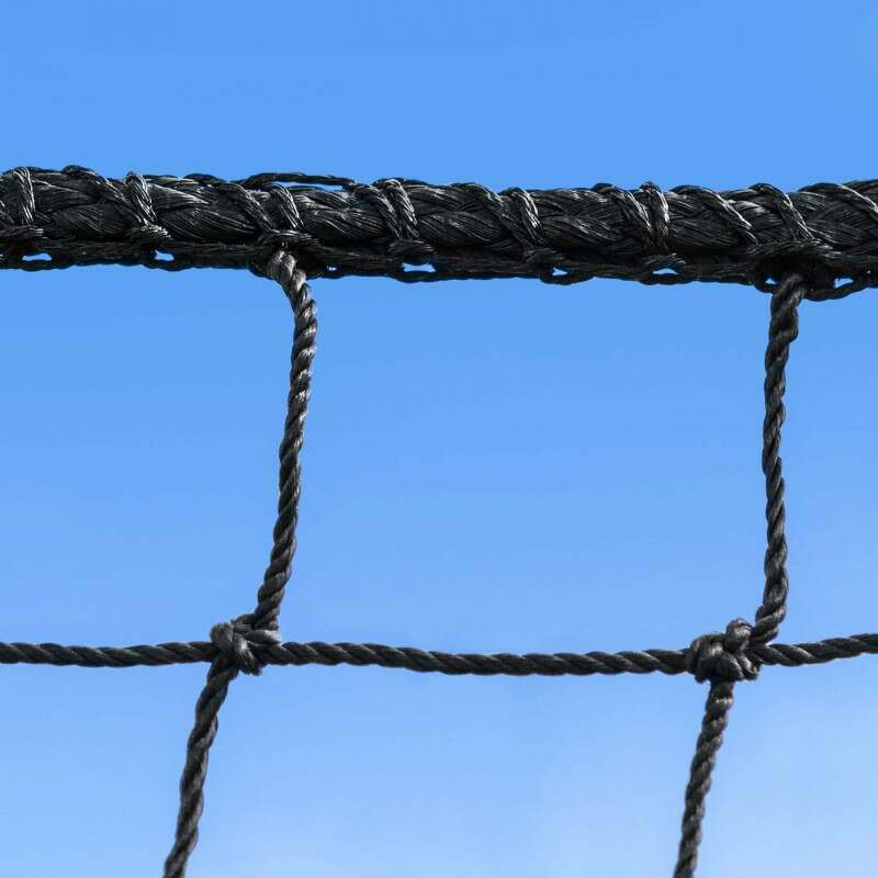 Premium Netting With Double Over Lock Edges | Net World Sports