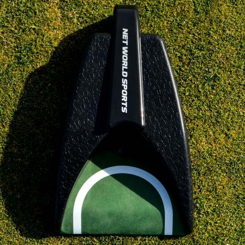 FORB Golf Putt Returner | Auto Return Ball | Putting Green | Net World Sports