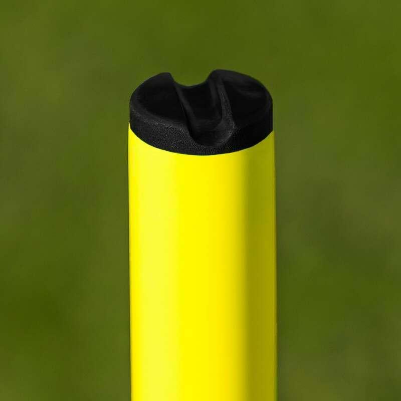 Ultra-High-Visibility FORTRESS Cricket Stumps | Net World Sports