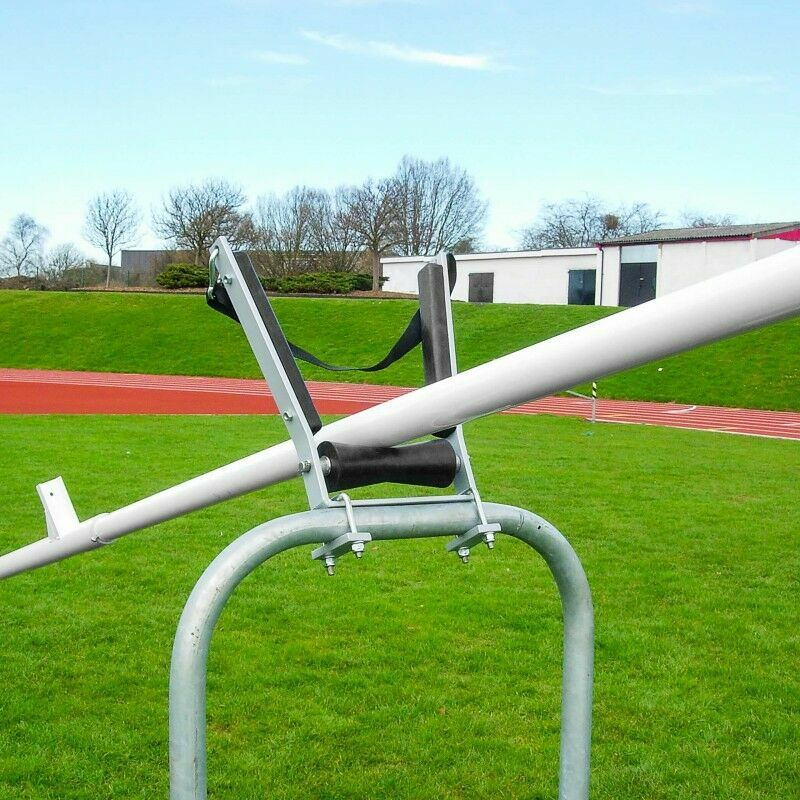 Assembly Tool For Hinged Rugby Posts