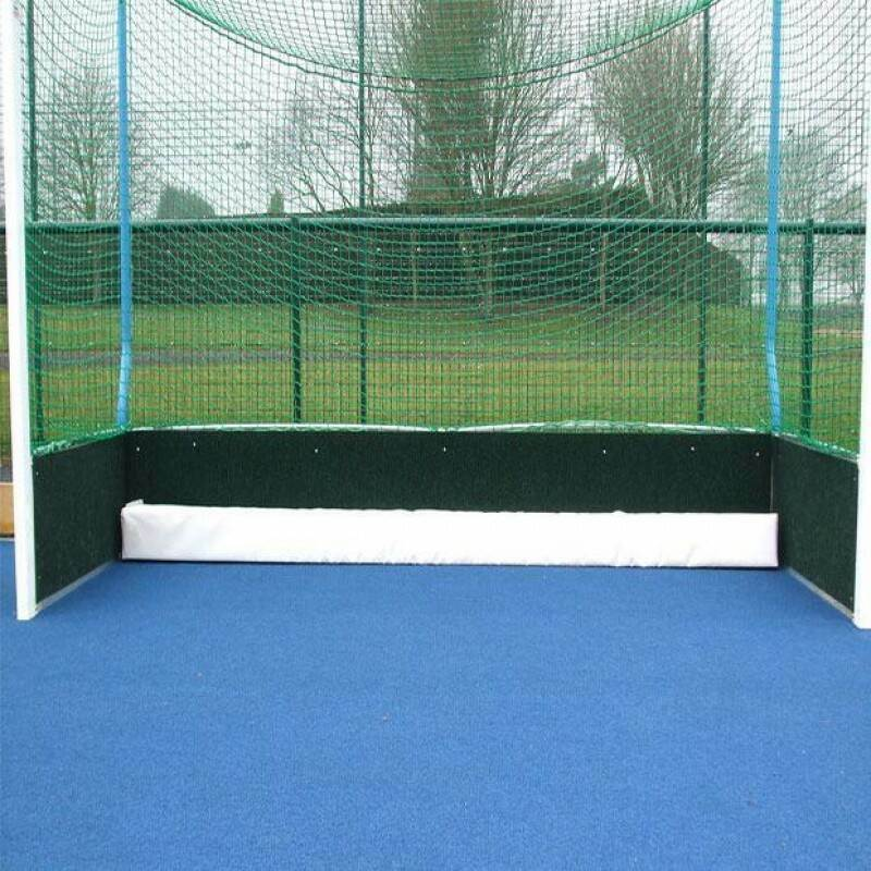 Hockey Practice Buffer Pad | Hockey Goal Backboard Protection