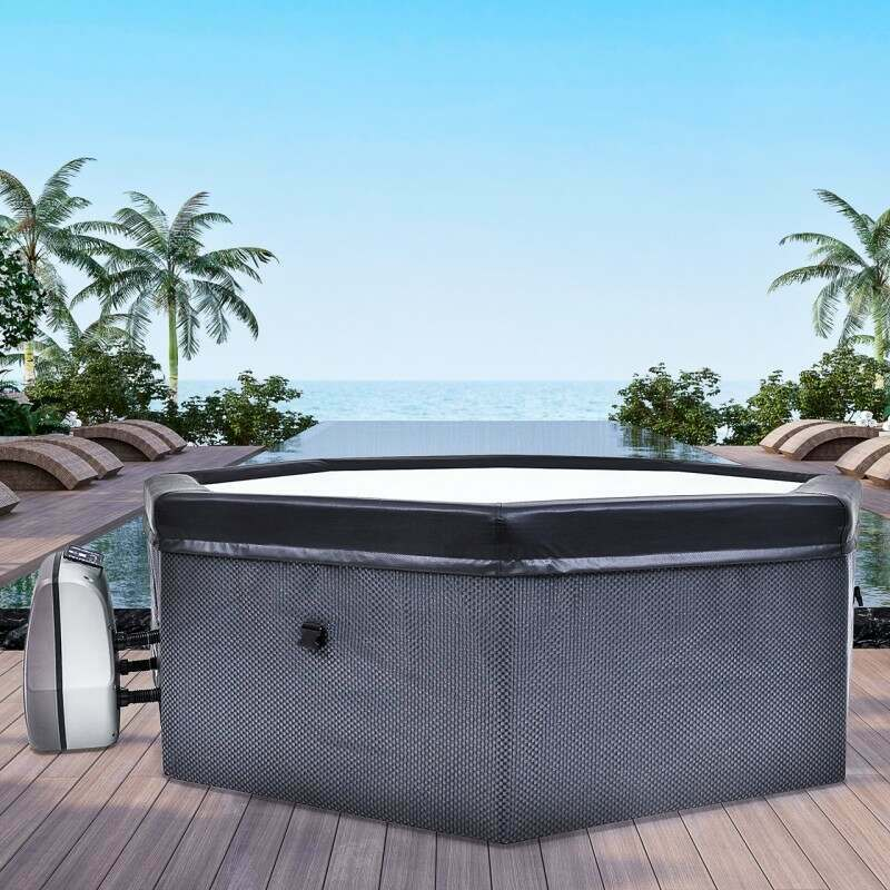 CosySpa Deluxe Rigid Foam Hot Tub | Net World Sports