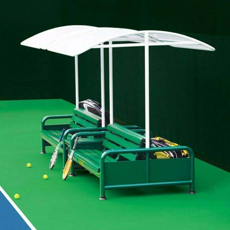 Double Courtside Tennis Package   Net World Sprorts