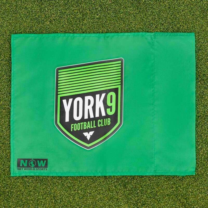 Custom Corner Flags with Printing | Net World Sports