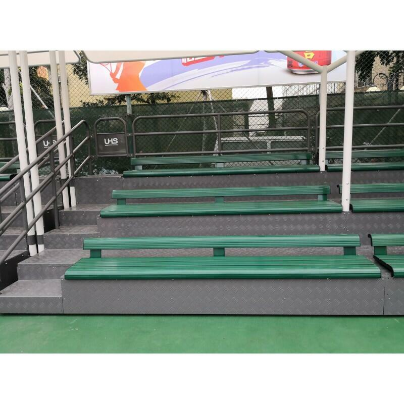 Sports Court Seating