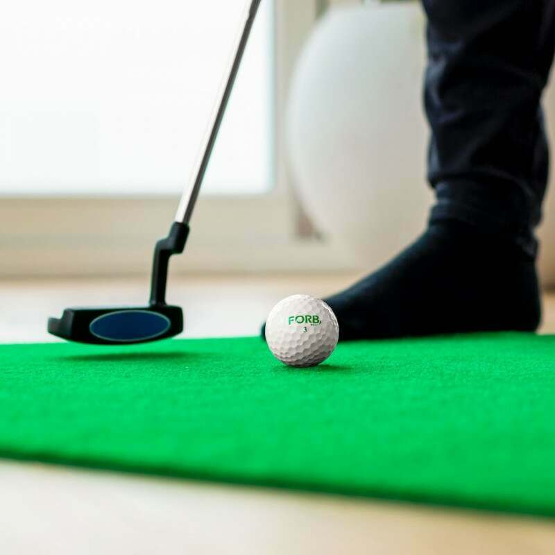 Smooth Putting Mat