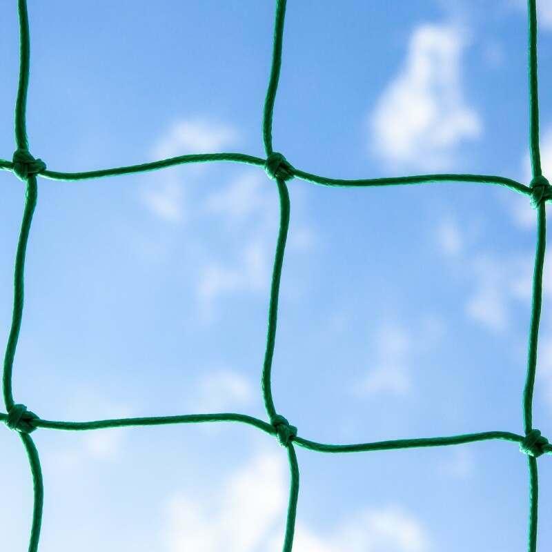 Green Braided Football Stadium/Box Nets