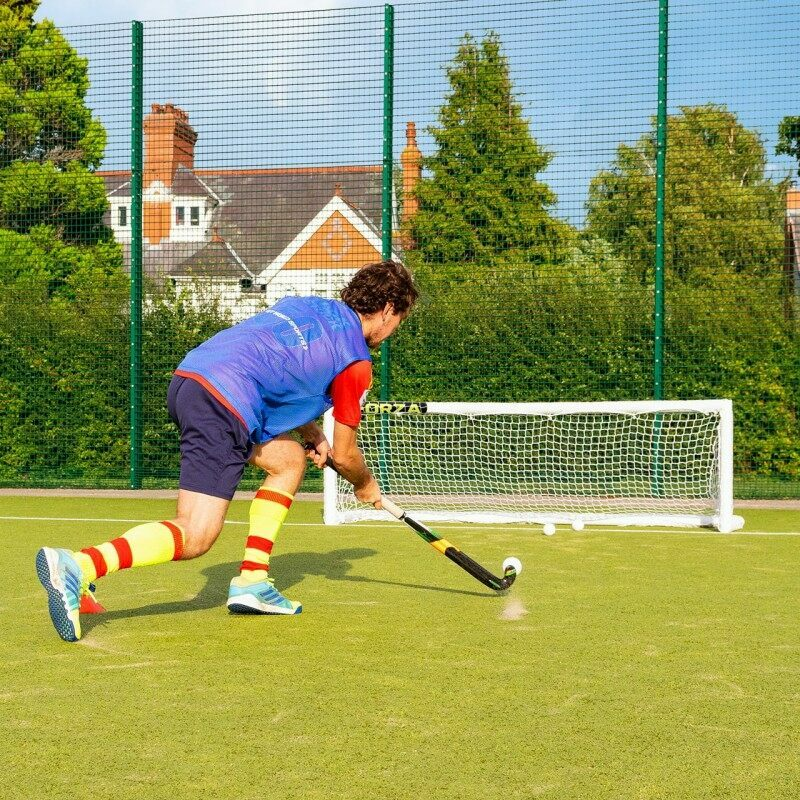 PVC Hockey Goals For Accuracy Training