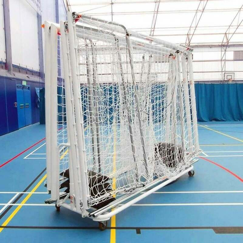 Indoor Goal Post Trolley