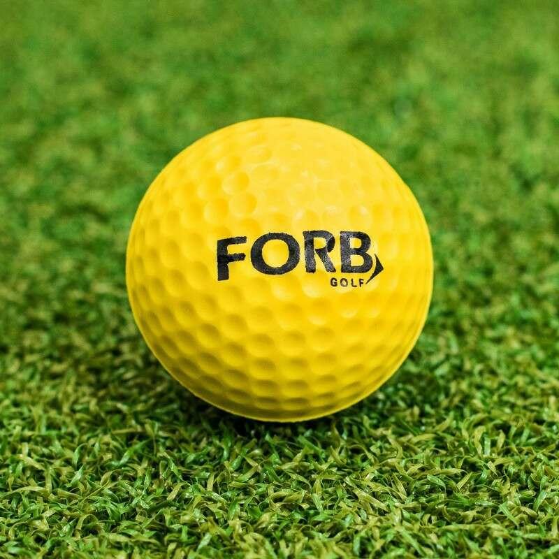 FORB Foam Golf Balls [12 Pack] | Practice Golf Balls | Net World Sports