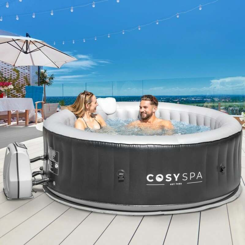 CosySpa Inflatable Hot Tub Spa   Net World Sports