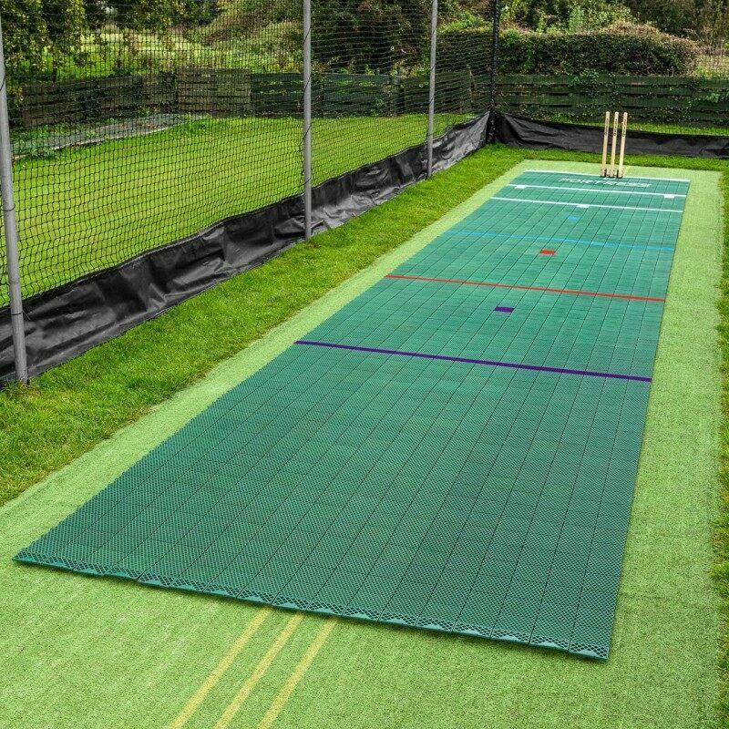 FORTRESS Portable Cricket Pitch Mat | Net World Sports
