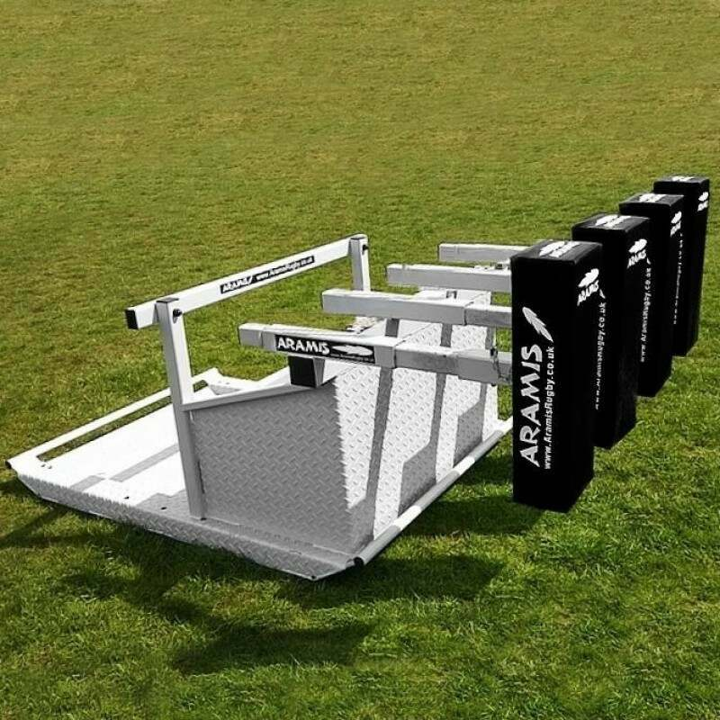 Rugby Scrum Machine