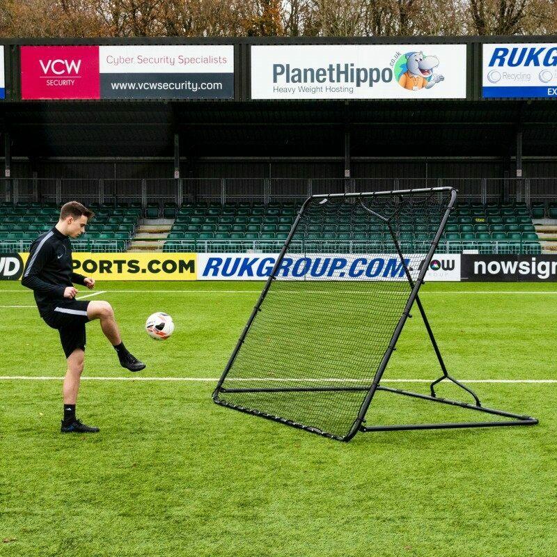 Adjustable Gaelic Football And Hurling Kickback Rebounder Net