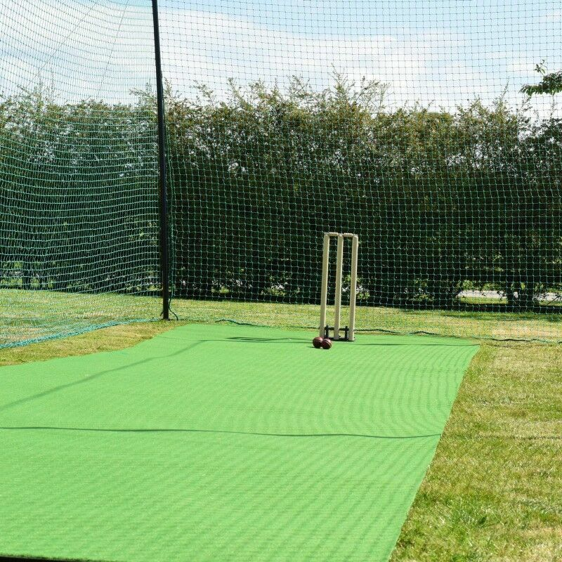 Cricket Matting With Built-In Shockpads